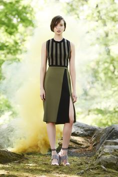 Tanya Taylor Resort 2016 - Croisière 2016 #mode #fashion