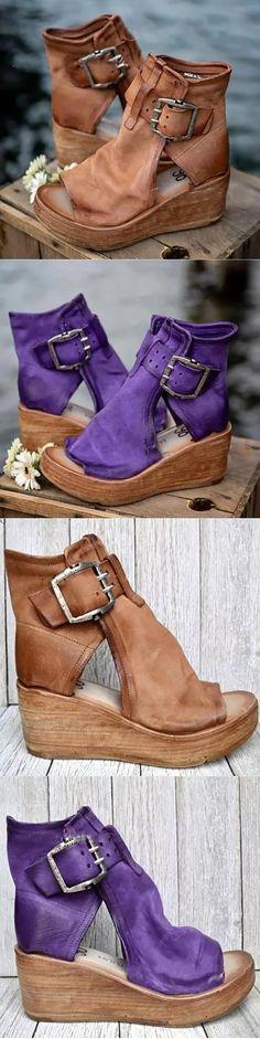 Cute Sandals, Cute Shoes, Wedge Sandals, Me Too Shoes, Shoe Boots, Shoes Heels, Zara Heels, Sneakers Fashion, Fashion Shoes