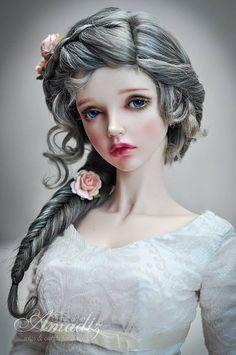 Amadiz Studio - Spring Vintage Wig