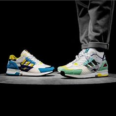 new concept cfcba f4157 Overkills adidas ZX Comes With A Third Mystery Shoe