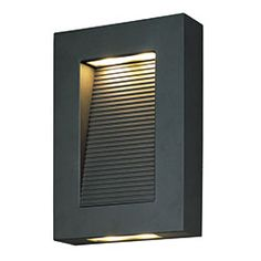 Avenue LED Outdoor Wall Lantern