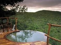 phinda private game reserve, south africa