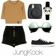 Really like korean fashion outfitsYou can find Kpop outfits and more on our website.Really like korean fashion outfits Bts Mode, Mode Kpop, Teenager Outfits, Outfits For Teens, Girl Outfits, Bts Clothing, Bts Inspired Outfits, Korean Fashion Kpop Inspired Outfits, Kpop Fashion Outfits