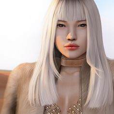 16 Best Second Life Asian Avatars images in 2017 | Second