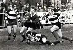 Barry John v Barbarians