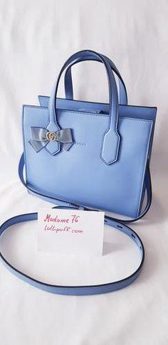 8b7fe8e624 Gucci Small 2-Way Ribbon Tote bag
