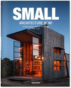 With cost and space often at a premium, small but perfectly formed buildings are a popular architectural challenge. From world-famous names such as Toyo Ito and Olafur Eliasson to the best in new international talent, architects around the world showcase the creative possibilities of compact dimensions.. Published by TASCHEN Books