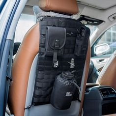 Molle Gear, Car Seat Organizer, Trunk Organization, Tactical Vest, Outdoor Tools, Military Gear, Felt Fabric, Airsoft