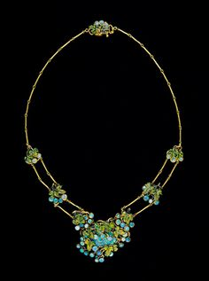 Necklace, ca. 1904