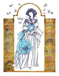 Legacy Pride Volume II Number IV - Paper Doll - Katerine Coss - Picasa Web Albums
