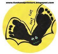 footprint bat