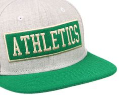 New Era - Oakland Athletics Box Word 9Fifty Snapback