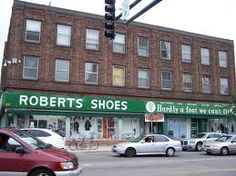 Bought shoes from here when I was a kid.