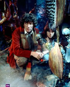 Doctor Who 4th Doctor Planet Of Evil
