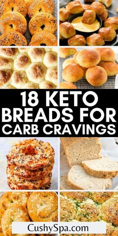 If you are struggling with carb cravings while following your ketogenic diet you will benefit from these wonderful keto bread recipes. You can still eat bread with these great keto-approved low carb bread recipes. #KetoBread #LowCarb Lowest Carb Bread Recipe, Low Carb Bread, Keto Bread, Low Carb Diet, Bread Recipes, Low Carb Recipes, Cooking Recipes, Pain Keto, Keto Diet For Beginners