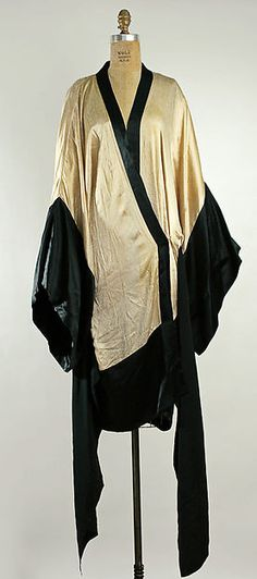 Attributed to Callot Soeurs (French, active 1895–1937) Date:ca. 1918 Culture:French Medium:silk