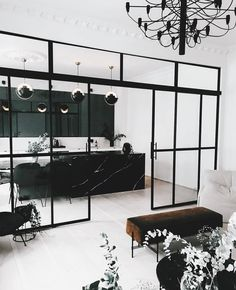 [New] The Best Home Decor (with Pictures) These are the 10 best home decor today. According to home decor experts, the 10 all-time best home decor. Home Interior Design, Interior And Exterior, Interior Decorating, Exterior Doors, Küchen Design, House Design, Maila, Gothic Home Decor, Minimalist Decor