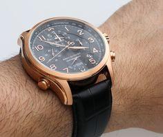 Bulova Precisionist Wilton Chronograph Watch Review