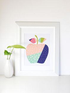 Print it | An apple a day