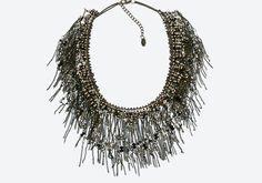 Collares que marcan la diferencia. Modelo de Zara. #collares #complementos