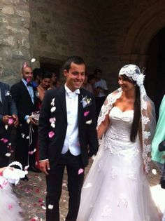 M. & Mrs. Garcia. Mariage dans le sud