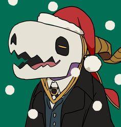 Merry Christmas Elias Ainsworth ☃️❤️ Mahoutsukai no Yome. Anime Manga, Anime Art, Chise Hatori, Elias Ainsworth, The Ancient Magus Bride, Art Hoe Aesthetic, Deadman Wonderland, Sailor Moon, Kawaii Chibi