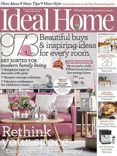 Ideal home september 2014 uk