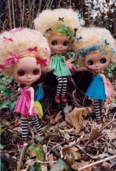 Smiles and Hugs: Dolls Blythes