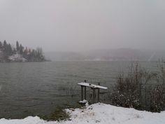 Solina lake,Poland