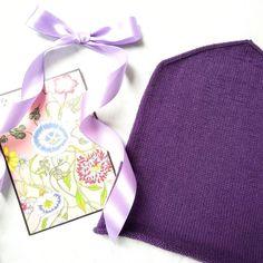 💜100% мягчайший итальянский кашемир  #loropiano #lpcashmere 💜 💜100% сделано вручную и с любовью 💜 Шапочки в наличии и под заказ. Цены по… Easy Knitting, Couture Facile