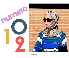 numero102 summer in the city feat jardin reversible pure silk chiffon scarf