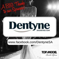 Thanks to Dentyne SA for your sponsorship! We appreciate your support!  Visit them on www.facebook.com/DentyneSA #TMSA17 #TMSASponsor
