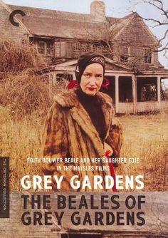 Grey Gardens [2 Discs] [Criterion Collection] [DVD] [1976]