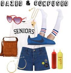 """Dazed & Confused"" by wendybees on Polyvore"