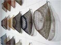 Tracy Krumm, Textile Artist Wire crochet