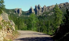 Needles Highway Black Hills South Dakota Best Picture For South Dakota humor For Your Taste You are looking for something, and it is going to tell you exactly what you are looking for, and you didn't The Places Youll Go, Places Ive Been, Places To Visit, Dream Vacations, Vacation Spots, Vacation Ideas, Pierre South Dakota, Needles Highway, Sturgis South Dakota