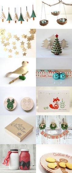 Christmas Day! by Washi Factory on Etsy--Pinned with TreasuryPin.com