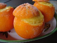 Sorbetto all'arancia