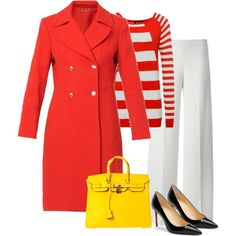 """""""Bold And Bright For Winter Fun !!"""" by stylesbypdc on Polyvore"""