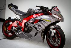 Icon zx6 carbajal stunt bike.