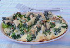 Rakott brokkoli egyszerűen és egészségesen