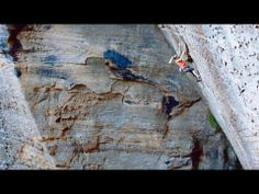 In October 2011, 18-year-old Sasha DiGiulian became the first American woman to scale the rock formation known as Pure Imagination in the Red River Gorge of Kentucky. It's considered one of the most difficult climbs in the country and took Sasha three days.    As you explore the scenery, listen to the words of President Theodore Roosevelt .. ENJOY!!