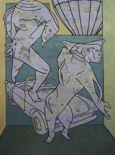 Vine Charcoal, Rise Art, Art Advisor, Collage Techniques, Buy Art Online, Contemporary Artwork, Large Painting, Medium Art, Custom Framing