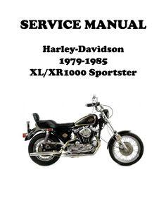 D C Dc A Ed D B Ff E Repair Manuals Harley Davidson Motorcycles