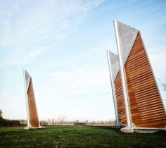 BANCS VOILES / SAIL BENCH on Behance