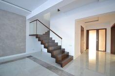 Schody nowoczesne 11 - producent schodów drewnianych Schodo-System