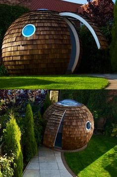 1000 images about luxe garden on pinterest luxury for Luxury garden office