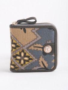 Silver Dew Mini Zip Wallet. Spartina 449. Prairie Patches Lawrence, Kansas. (785)749-4565 .