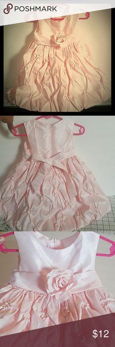 Dress Adorable princess little dress size 24 months super adorable dress only won once for pictures princess faith Dresses Formal