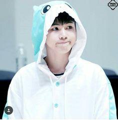 Hansol is so cute ❤️